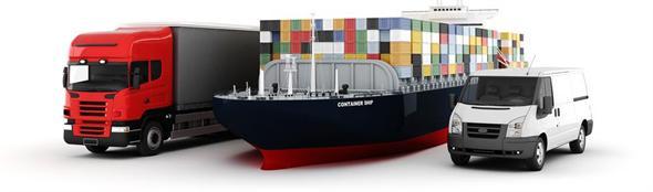 Marine Cargo Content Banner