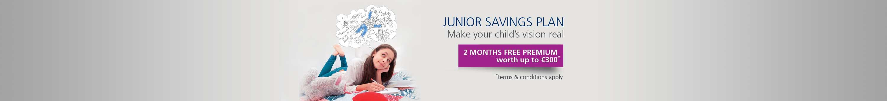 Junior Savings Offer