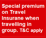 Travel insurance group