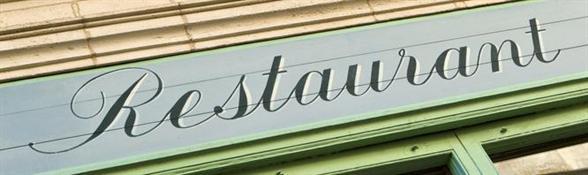 Restaurants Content Banner